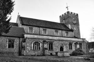 1800 AD St Johns Arlesford